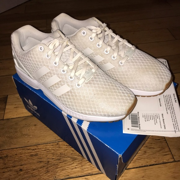 7408bc8e2bbc adidas Other - 💥ADIDAS💥 ZX FLUX - Size 9.5